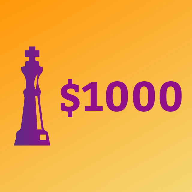 king $1000