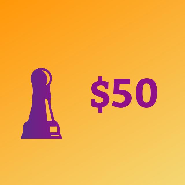 pawn $50