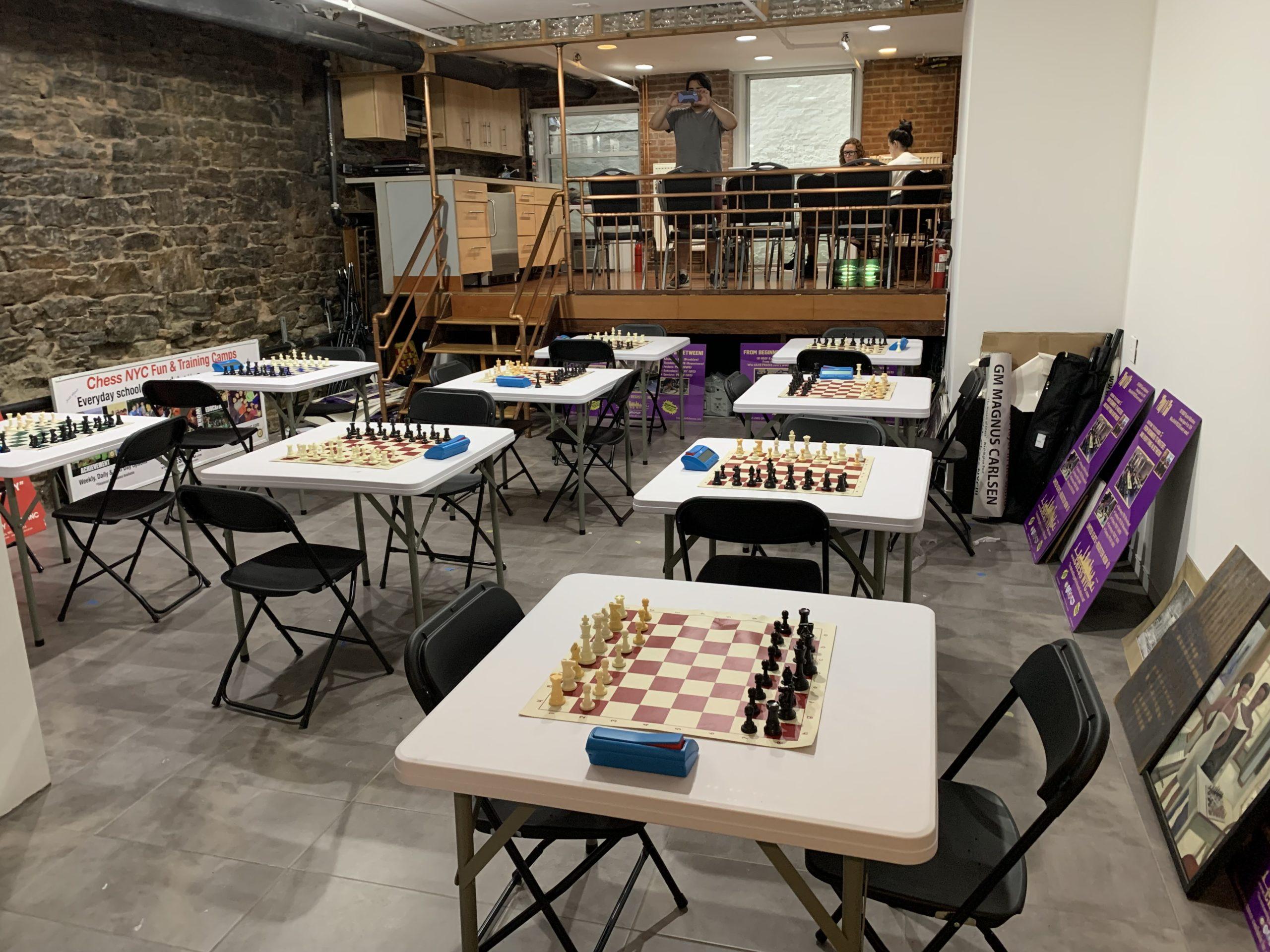 Village Chess at SoHo